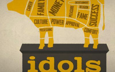 Faire les bons choix – 10 Paroles – Parole n°2 Pas d'idoles !